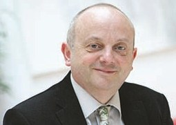 Professor Edward Peck, Vice-Chancellor, Nottingham Trent University