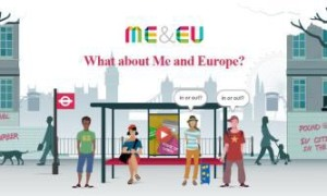 Me & EU website